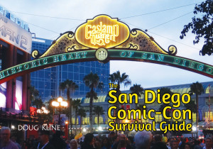 SDCC Survival Guide cover image press
